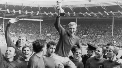 MOTD Kickabout - Quiz: 1966 World Cup