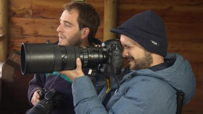 Blue Peter - Top tips for wildlife photography