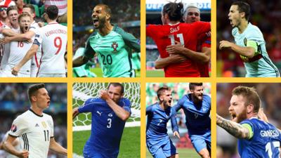 MOTD Kickabout - Quiz: Euro 2016 quarter-finalists