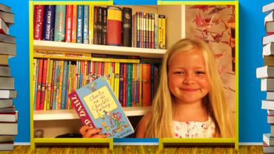 CBBC Book Club Send us your Book Shelfies