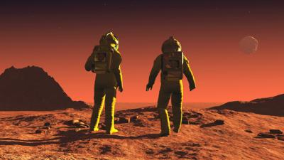 CBBC Office - Quiz: What do you know about Mars?