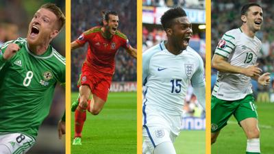 MOTD Kickabout - Quiz: Euro 2016 Knockouts Fixtures
