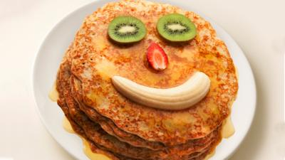CBBC Office - What weird toppings do you stick on your pancakes?