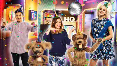 CBBC HQ - We're hosting a huge CBBC HQ Summer Club party!