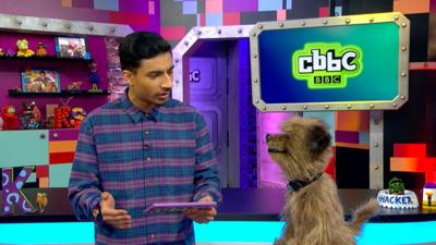 CBBC HQ - Hacker's top tips for staying safe online