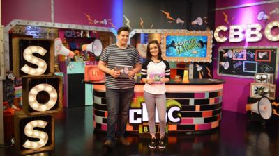 CBBC Office - Send us your shout outs!