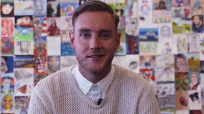 "MOTD Kickabout - Stuart Broad: ""I love Rooney's passion!"""