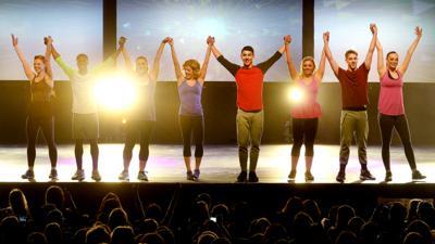 The Next Step - The Next Step Live: The Movie trailer