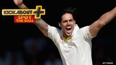 Kickabout+ - Quiz: Spot the Ball #17 - The Ashes