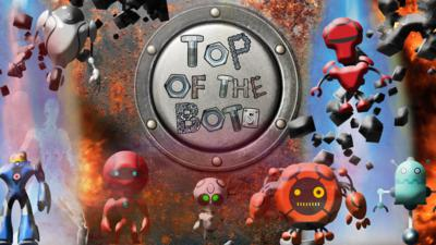 CBBC HQ - Top of the Bots