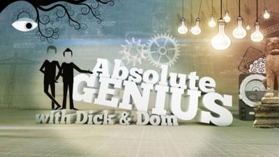 Absolute Genius with Dick & Dom - Absolute Tech Genius Terms and Conditions