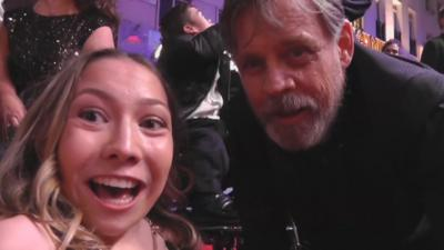 The Dumping Ground - Annabelle Davis' Star Wars vlog