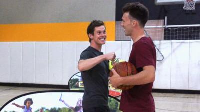 Kickabout+ - Football/Basketball Trick Mash-up