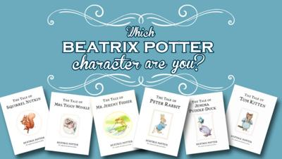 Blue Peter - Quiz: Which Beatrix Potter character are you?