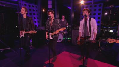 Sam & Mark's Big Friday Wind-Up  - The Vamps perform Wake Up on Wind-Up