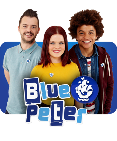Barney, Lindsey and Radzi \u2013 Blue Peter