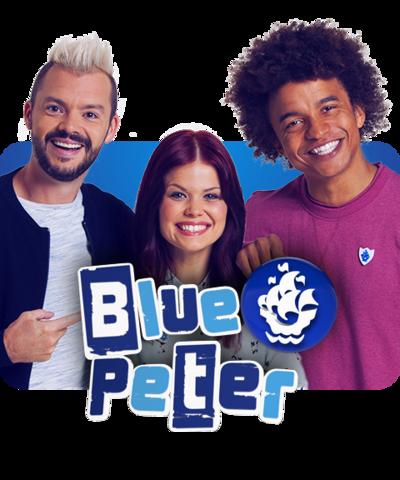 Blue Peter: Barney, Lindsey and Radzi