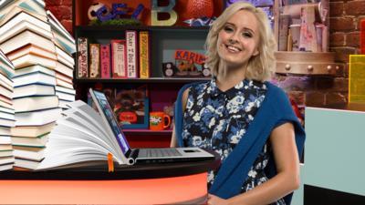 CBBC Office - CBBC Book Club