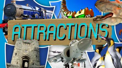 Blue Peter - Badge Attractions – free for badge holders