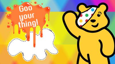 Blue Peter - GOO your thing for BBC Children in Need!