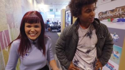 Blue Peter - Get to know our presenters!