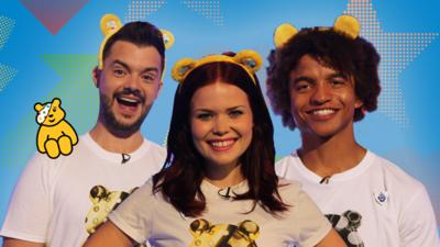 Blue Peter - What did you think of our Children in Need show?