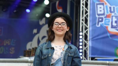 Blue Peter - Blue Peter's Dream Big Competition Winner!