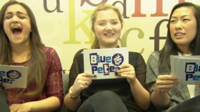 Blue Peter - The Dumping Ground answer your questions