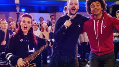 Blue Peter - Epic song about Blue Peter's fan mail