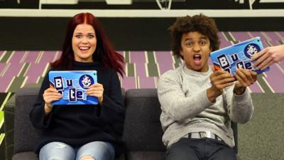 Blue Peter - Funny advert for Blue Peter Fan Club Hour