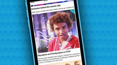 Blue Peter - What is Blue Peter Fan Club Hour?