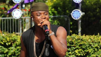 Blue Peter - Fuse ODG performs Top Of My Charts