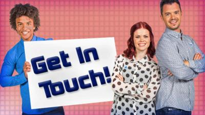 Blue Peter - Tell us what you think of Blue Peter