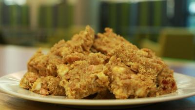Blue Peter - How to make easy no-bake biscuits
