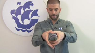 Blue Peter - Learn How to Shuffle