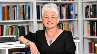 Blue Peter - Create a story with Jacqueline Wilson