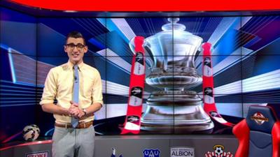 Blue Peter - MOTD Kickabout announce new Blue Peter football competition