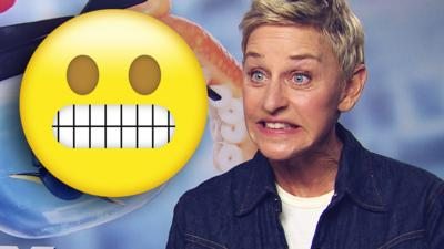 Blue Peter - Ellen DeGeneres game goes very wrong