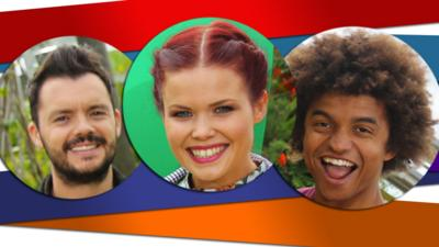 Blue Peter - Presenter Bingo – get a shout-out on TV