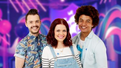 Blue Peter - Quiz: Which Blue Peter presenter are you?