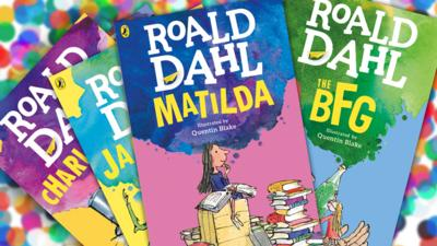 Blue Peter - Quiz: Which Roald Dahl character are you?