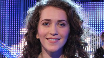 Blue Peter - Rae Morris answers your questions
