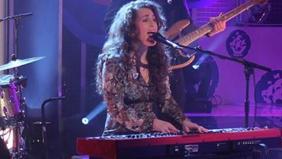 Blue Peter - Rae Morris performs 'Under The Shadows'