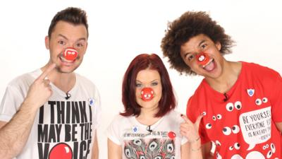 Blue Peter - Get involved with Red Nose Day