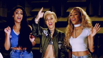 Blue Peter - Stooshe perform Let It Go