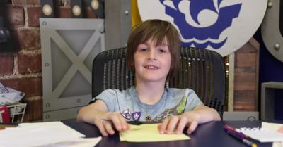 Blue Peter - Toby's letter writing tips