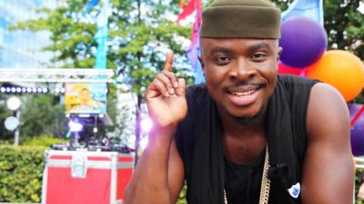 Blue Peter - Top 5 facts about Fuse ODG