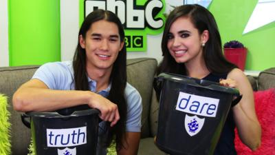 Blue Peter - Truth or Dare with Disney's Descendants