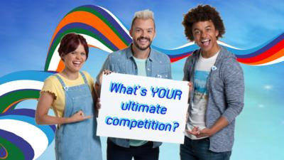 Blue Peter - Tell us your ultimate Blue Peter competition!