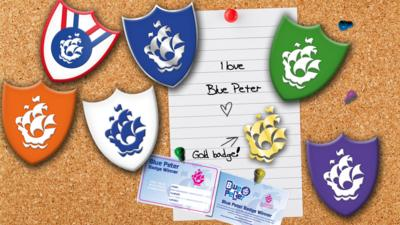 Blue Peter - Which Blue Peter badge are you going for and how?
